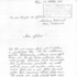 Brief Hans Mosers an Hitler