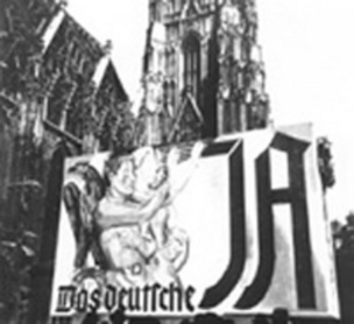 """Anschluss"" 1938 (photo: DÖW)"