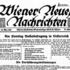 Wiener Nachrichten