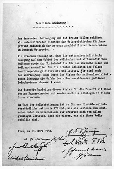 Döw Erkennen Ausstellung 1938 Kirche Und Nationalsozialismus