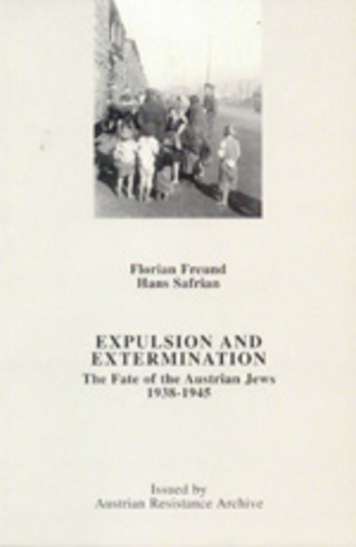 Expulsion and Extermination (Cover)